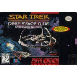 Star Trek Deep Space Nine - Crossroads of Time