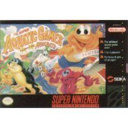 Super Aquatic Games
