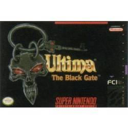 Ultima - The Black Gate