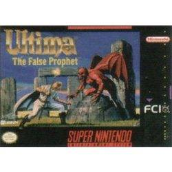 Ultima - The False Prophet