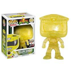 Power Rangers - Morphing Yellow Ranger