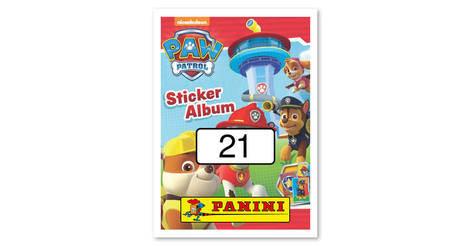 PANINI-Paw Patrol-Sticker 21