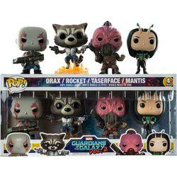 Guardians of the Galaxy 2 -  Rocket, Drax, Taserface And Mantis 4 Pack