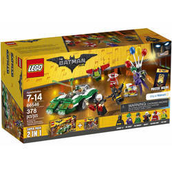 The LEGO Batman Movie Super Pack 2-in-1