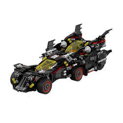 The Ultimate Batmobile