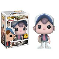 Gravity Falls - Dipper Pines Chase