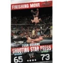 WWE slam attax evolution-chavo guererro finishing move