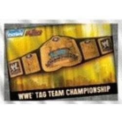 Shelton Benjamin ECW Card WWE Slam Attax Evolution Verzamelkaarten: sport