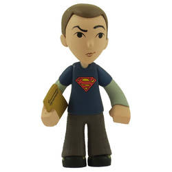 Sheldon Blue Superman Shirt