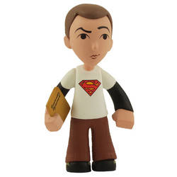 Sheldon White Superman Shirt