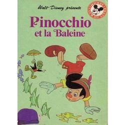 Peter pan et wendy mickey club du livre - Baleine pinocchio ...
