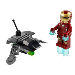 Iron Man vs. Fighting Drone