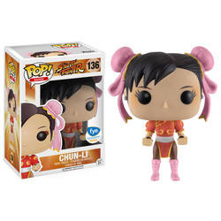 Street Fighter - Chun-Li Pink Bows