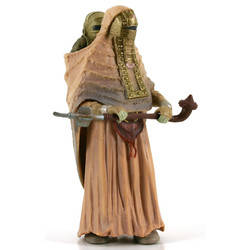 Tusken Raider Female with Tusken Child
