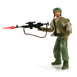 Endor Rebel Soldier (with beard)
