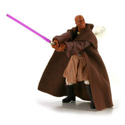 Mace Windu - Arena Confrontation