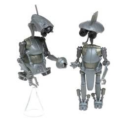 SP-4 and JN-66, Research Droid 2-pack