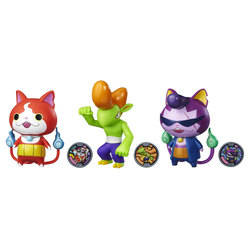 Vinyle figures 3-Pack