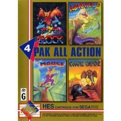4 Pak All Action