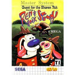 Quest for the Shaven Yak Starring Ren & Stimpy