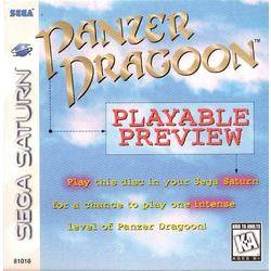 Panzer Dragoon: Playable Preview