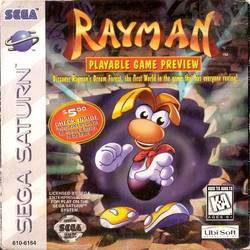 Rayman: Playable Game Preview
