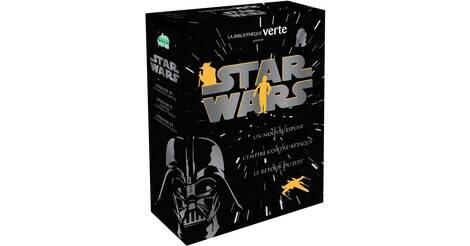 Coffret Star Wars Episodes 4 5 Et 6 Livre Star Wars