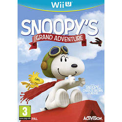 The Peanuts Movie : Snoopy's Grand Adventure