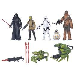 Forest Mission 5-pack set