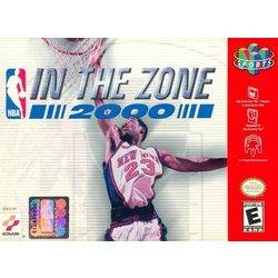 NBA In The Zone 2000