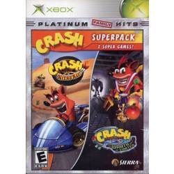 Crash Superpack - Crash Nitro Kart / Crash Bandicoot: The Wrath of Cortex