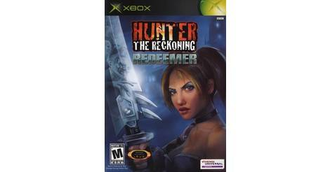 hunter reckoning redeemer xbox