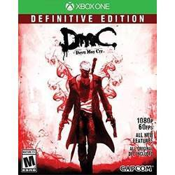 Devil May Cry (DmC) : Definitive Edition