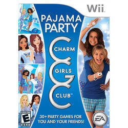 Charm Girls Club Pajama Party