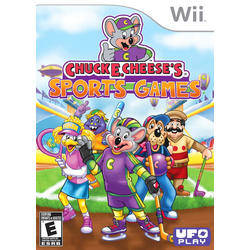 Chuck E. Cheese's Sports Games