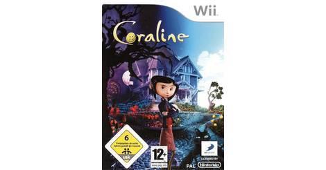 Coraline Nintendo Wii Game