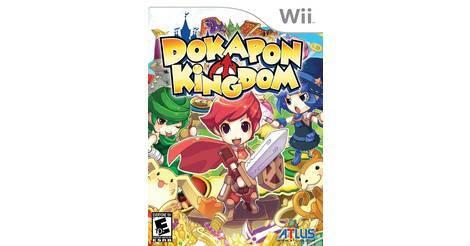 dokapon kingdom ps2 vs wii