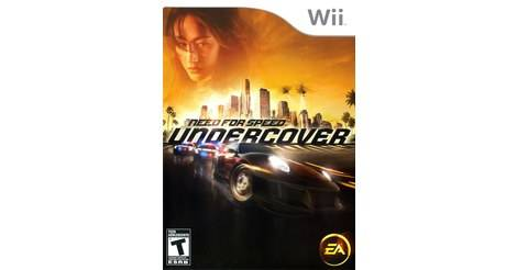 Need for Speed: Undercover - Nintendo Wii game