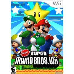 wii games super mario bros