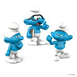 Smurf Movie Kit 1