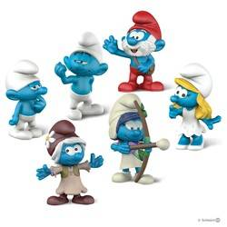 Smurf Movie Kit 3