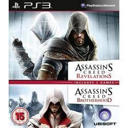 Assassin's Creed Brotherhood and Revelations - Double Pack