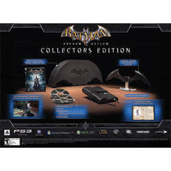 Batman: Arkham Asylum - Collector's Edition