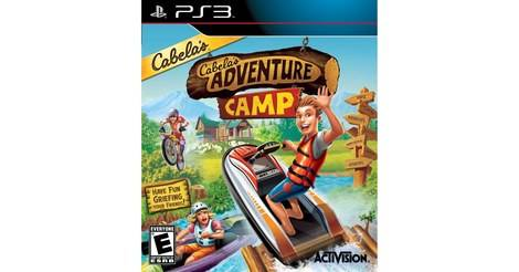Cabela's Adventure Camp - PlayStation 3: PS3 game