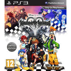 Kingdom Hearts 1.5: Limited Edition