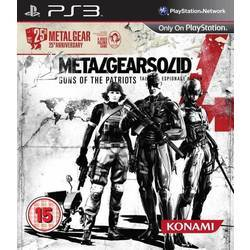 Metal Gear Solid 4: 25th Anniversary Edition