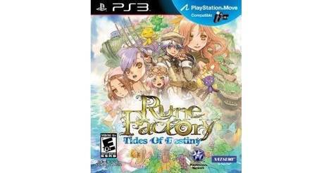 55de0d69ca6 Rune Factory  Tides of Destiny - PlayStation 3  PS3 game