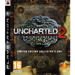 Uncharted 2: Among Thieves - Collector's Edition