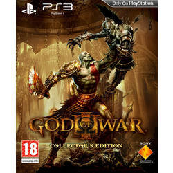 God of War III Collector's Edition
