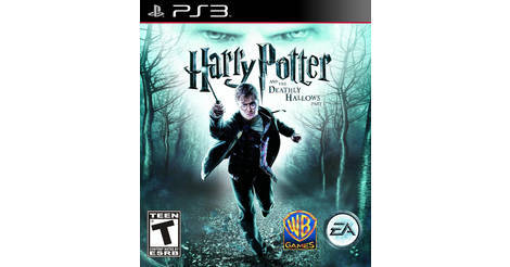 Harry Potter And The Deathly Hallows Part 1 Playstation 3 Ps3 Game